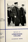 Bulletin of Longwood College Alumnae News  Volume XXXVIII issue 1,  February 1952