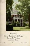 Bulletin State Teachers College   Volume XXIX issue 1, February 1943