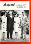 Bulletin of Longwood College   Volume LI issue 3,  November 1965