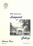 Bulletin of Longwood College   Volume XLIV issue 4,  November 1958