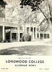 Bulletin of Longwood College   VolumeXL issue 4,  December 1954