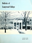 Bulletin of Longwood College Volume LXl issue 3, Winter 1972 by Longwood University