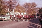 LU-257.092, 1958 class of 1960 banner, procession