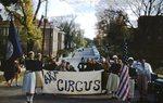 LU-257.100, AKT Circus banner 1958