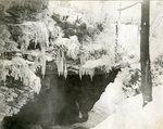 LU-083.1761 - Scranton Falls in winter, 1902