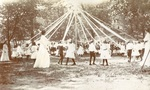 LU-083.1762 - May Day Exercises, State Female Normal School, 1903