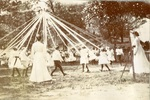 LU-083.1763 - May Day Exercises, State Female Normal School, 1903