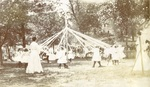 LU-083.1764 - May Day Exercises, State Female Normal School, 1903