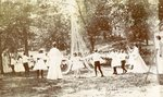 LU-083.1765 - May Day Exercises, State Female Normal School, 1903