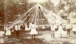 LU-083.1766 - May Day Exercises, State Female Normal School, 1903