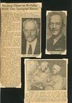 Doyne-Burger Company G Scrapbook, 1941-1945