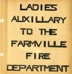 Ladies Auxiliary Scrapbook 1958-1966