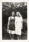 054.015 - Two unidentified women. by Longwood University