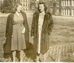 054.017 - Two unidentified women. by Longwood University