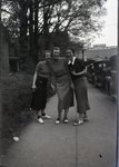 054.045 - Three unidentified women. by Longwood University