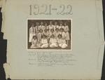 Gamma Theta Scrapbook, 1918-1926 by Gamma Theta