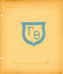 Gamma Theta Scrapbook, 1939-1944 by Gamma Theta