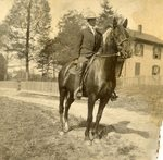 HS-022.005, Unidentified man on horse
