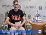 Burgess, Ethan 2018 by Longwood University