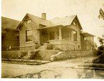 LU-157.0006 - Jones house - Bloomington, Indiana by John Chester Mattoon