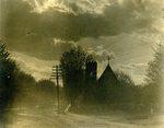 LU-157.0012 - Episcopal Church, Farmville, Virginia by John Chester Mattoon