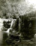 LU-157.0063 - Falls at Cataract, Indiana by John Chester Mattoon
