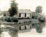 LU-157.0065 - Icehouse on Rappahannock River by John Chester Mattoon