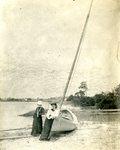 LU-157.0066 - Near Amburg on Rappahannock River by John Chester Mattoon