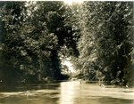 LU-157.0069 - Appomattox River above Dutchman's Curve by John Chester Mattoon