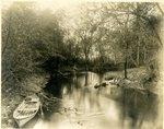 LU-157.0108 - Appomattox River at Dutchman's Curve by John Chester Mattoon