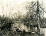 LU-157.0119 - Buffalo Creek, Farmville, VA by John Chester Mattoon