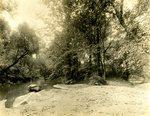 LU-157.0128 - Mouth of Buffalo Creek by John Chester Mattoon