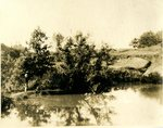 LU-157.0130 - Paulett's Pond, Farmville, VA by John Chester Mattoon