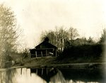 LU-157.0132 - Pond at Lithia Springs by John Chester Mattoon