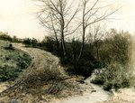 LU-157.0155 - Unidentified river/creek by John Chester Mattoon