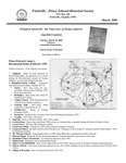FPEHS, March 2008 Newsletter