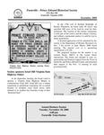 FPEHS, November 2008 Newsletter