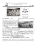 FPEHS, June 2008 Newsletter