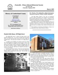 FPEHS, March 2009 Newsletter