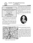 FPEHS, July 2009 Newsletter