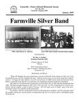 FPEHS, January 2010 Newsletter by Farmville-Prince Edward Historical Society