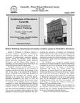 FPEHS, August 2010 Newsletter by Farmville-Prince Edward Historical Society