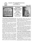 FPEHS, January 2011 Newsletter by Farmville-Prince Edward Historical Society