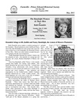 FPEHS, May 2011 Newsletter by Farmville-Prince Edward Historical Society