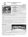 FPEHS, August 2011 Newsletter by Farmville-Prince Edward Historical Society