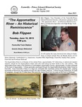 FPEHS, June 2013 Newsletter by Farmville-Prince Edward Historical Society