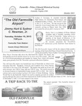FPEHS, October 2013 Newsletter by Farmville-Prince Edward Historical Society