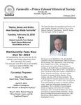 FPEHS, February 2015 Newsletter