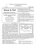 FPEHS, January 2015 Newsletter