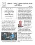 FPEHS, April 2015 Newsletter